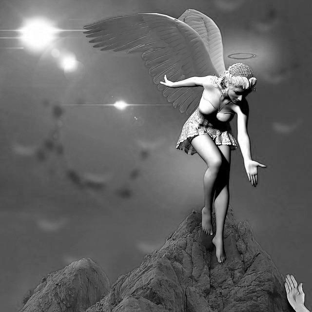 守護天使 神 神秘 救い メッセージ