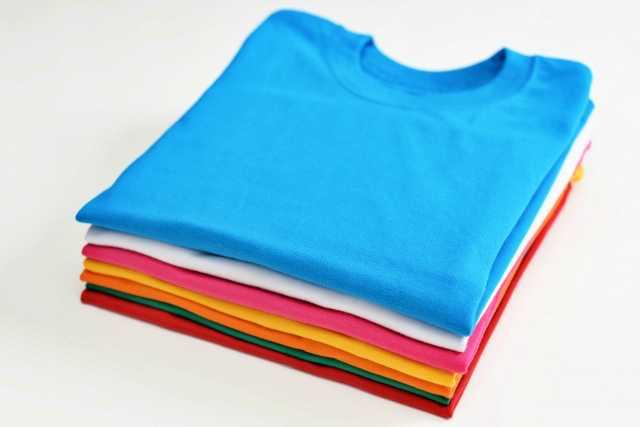 Tシャツ カラー