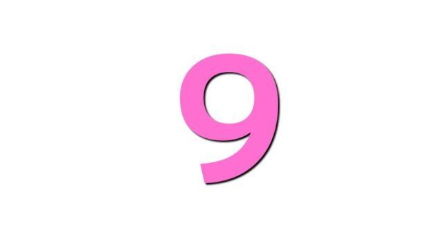 数秘術ライフパスナンバー「9」の性格・恋愛・仕事…全部解説