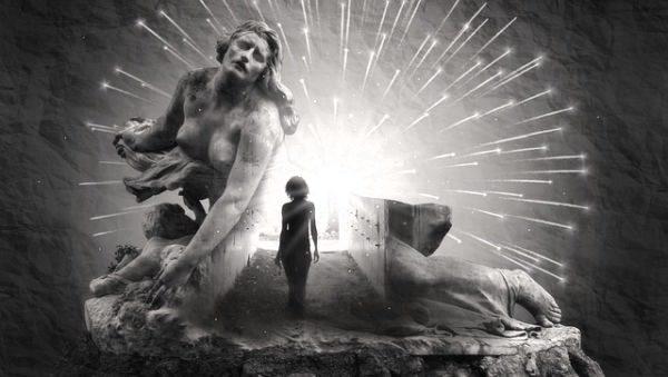 霊性 神秘 天使