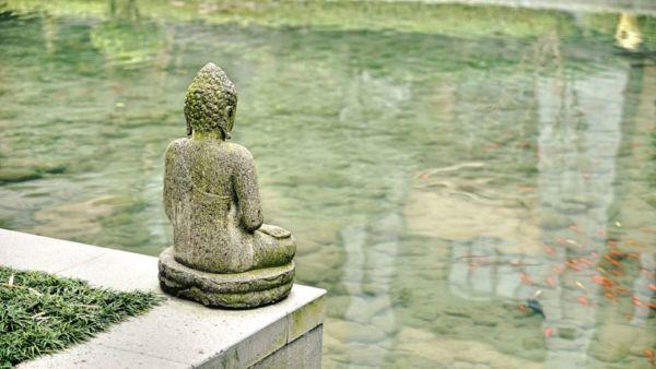 仏像 宗教 彫刻 水 瞑想 禅