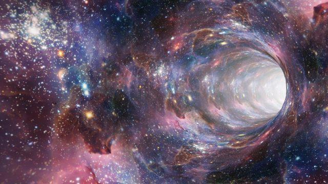 宇宙 トンネル 時間 渦 ワープ