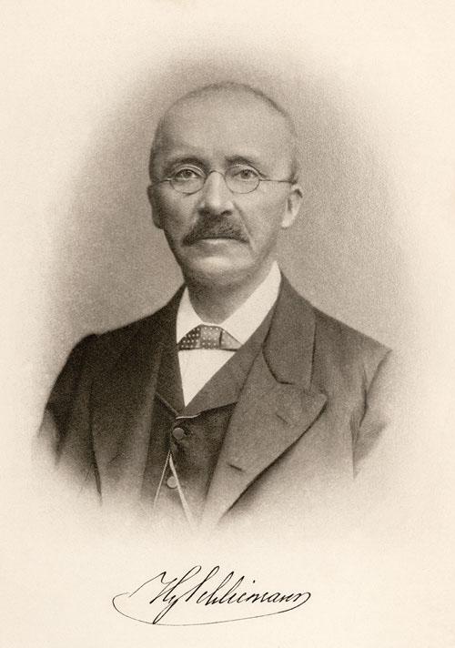 ハインリヒ・シュリーマン