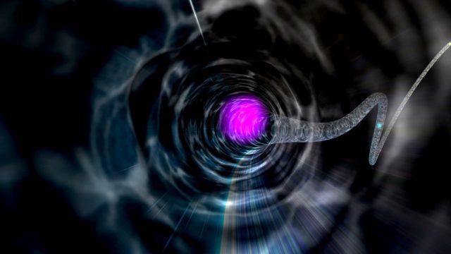 時間 過去 トンネル 超空間 時空