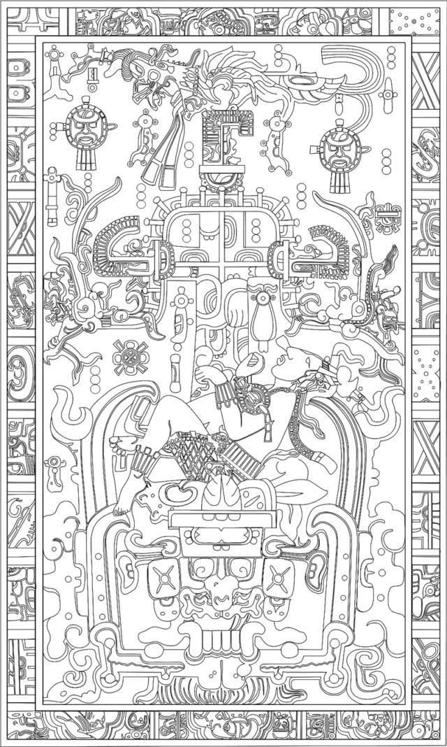 パカル王の石棺